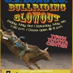 Bull Riding Blowout 2013