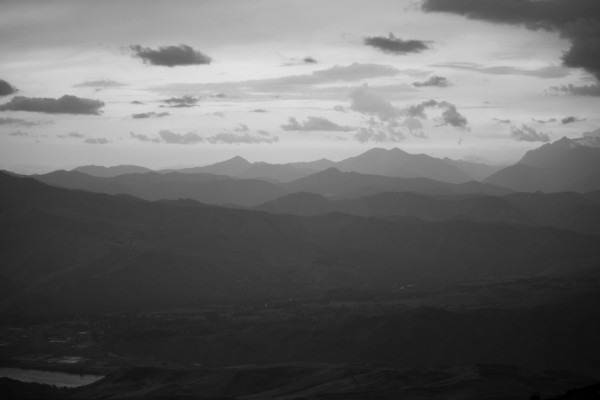 Valley - B&W 7